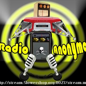 Jonezy Radio Anonymous 11th May 2012