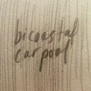 Bicoastal Carpool, Season 3, Episode #39 - 3/7/2019