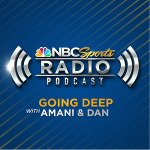 2: PODCAST: Going Deep with Amani and Seth Everett  10-10-17