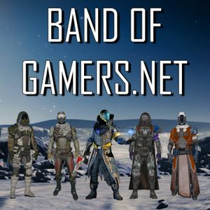 Band of Gamers Podcast, Episode 3
