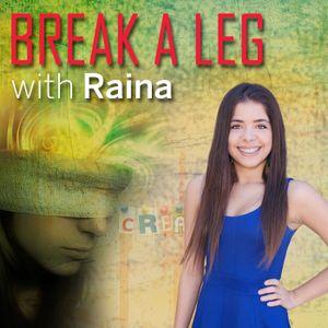 Break A Leg Friday, June 12, 2015