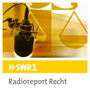 Podcastversion Radioreport Recht, SWR1, 20.12.16