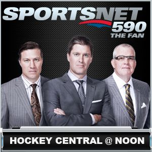 Hockey Central @ Noon - April 15 - Friday