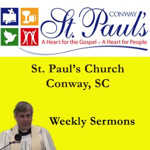 Bishop Mark Lawrence: A Palm Sunday Message to St. Paul's Family