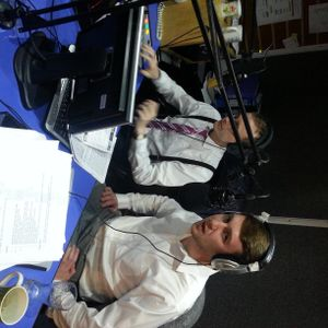 Community Matters with Tom Scholes-Fogg and Josh Cowen on Canalside's The Thread 102.8 FM 12 11 13