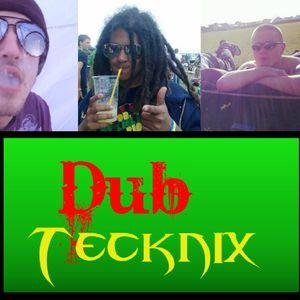 DubTecknix - Dj Ashtray and 13 Chambers MiX !