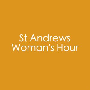 St Andrews Woman's Hour Podcast. Svetlana Alexievich, Suffragette film, Jennifer Lawrence