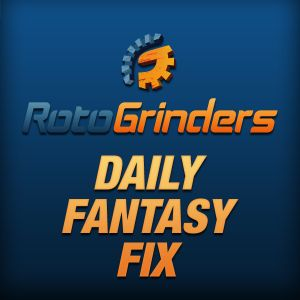 GrindersLive Replay: NFL Week 2 DFS Weekly Roundup - RotoGrinders
