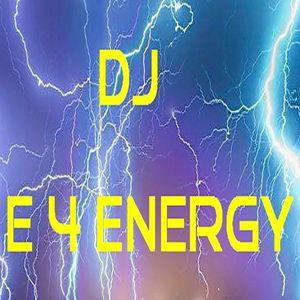 dj E 4 Energy - Club Vocal Bass Piano & Oldskool House Mix (125-126 bpm 28-4-2021)