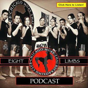 Eight Limbs Muay Thai Podcast- Round #11 with Strength Coach Chris Grayson