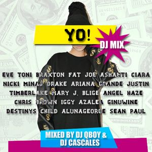 Club YO! Interview on RNE5 - DJs Cascales & QBoy on Wisteria Lane 145