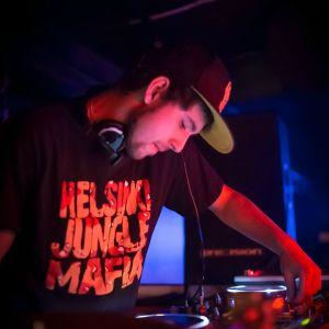 Ivah Sound Up & Down Radio Jungle Special (DJ Trey)