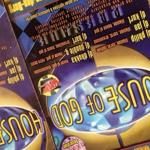House of God - 11-5-1996 - dj Hans - dj Stefan