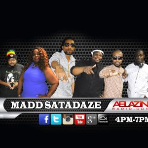 """MADD SATADAZE crew chats with Songwriter """"SCREWS"""" Ms Rogers from Black Lives Matter Alliance an mor"""