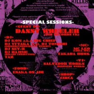 Danny Wheeler for DBS Tokyo / TCY Radio Tokyo