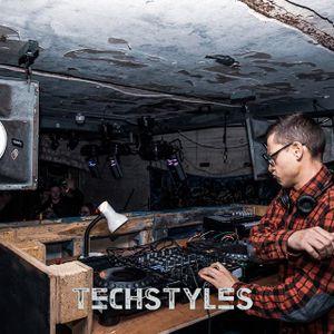 Melos LIVE @ Vitality vs Vexd / Grand Central / Skegness / 11.06.11