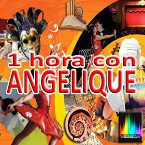 12/05/15 - Una hora con Angelique / Entrevista a Yolanda Pijuan Nogueron