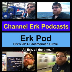 Erk Pod 532 – Erk's June 2014 Wanderer Day 8 (London)