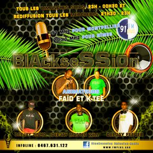 Blacksession - Dj Tey & Selecta J2MO // Caribbean Christmas au Cotton Club (Montpellier)