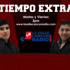 """Entrevista con Sergio """"Zipo"""" Nápoles en el programa de Tiempo Extra"""