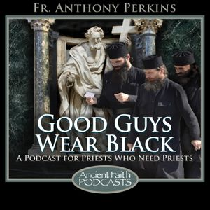 Fr. Maximos on Bi-Vocational Ministry and Ghost Hunting