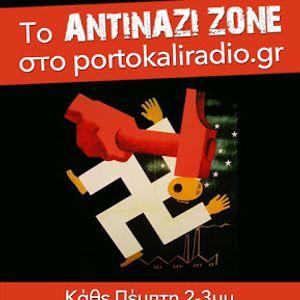Η εκπομπή του Antinazi Zone της 06/04/2017