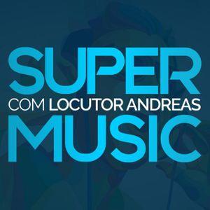 Programa Super Music de 7/11 na Rádio Upper