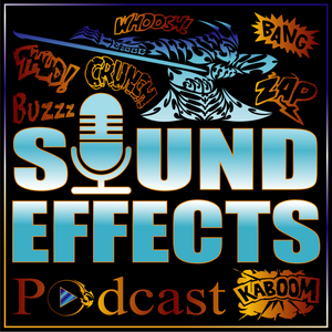 Sound effects podcast on radiopublic.