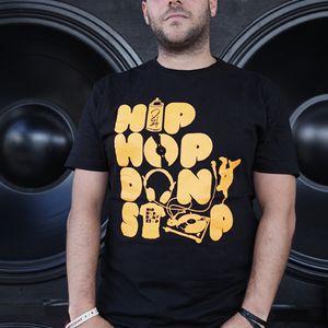 HipHop Don't Stop Radio Show #7 on 93,6 Jam FM gefeiert von K1X feat. DJ Vadim hosted by San Gabriel