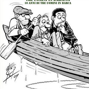 Tre Uomini in Darsena di mar 23/07 (seconda parte)