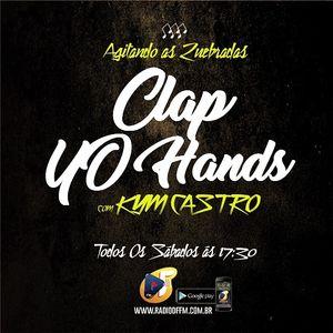 Clap Yo Hands Agitando As Qubradas dia 27/05/2017