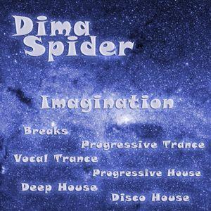 Dima Spider — Imagination #64 Progressive Trance — 2017-04-06