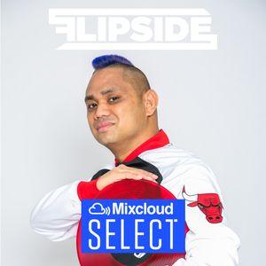 DJ Flipside, Flipside At Five EP 159 Black Wednesday (Throwback House Music)