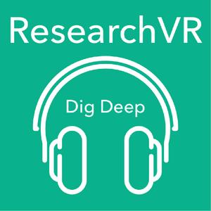 ResearchVR 009 - VR vs. d!economy : cebit 2016 episode