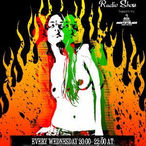JUST A BURN Radio Show Chritsmas '13 special - theme Satan (by Pinatero)