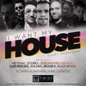 I Want My House April 2015 mix: DJ KILO