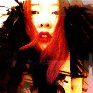 DJ Red pig flower (set for XOYO)