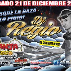 Dj Regio - Invasores Cumbia Mix Enero 2014