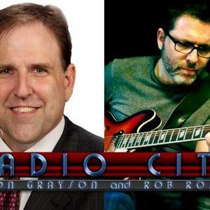 Radio City With Jon Grayson & Rob Ross - Episode 112