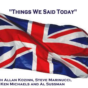Things We Said Today #244 - Films about the Beatles part 1, McCartney concert report, What Goes On d