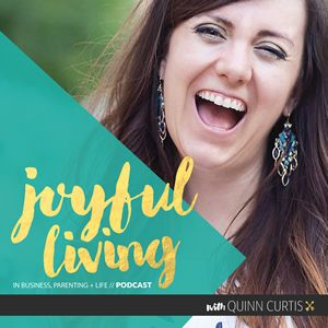 Sharing Stories and Finding Joy // Special Guest Sabrina Must (Episode 69) - Joyful Living