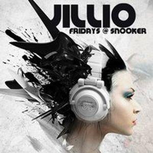 Fridays @ Snooker 04/03/2011 DJ Jillio Liveset 1