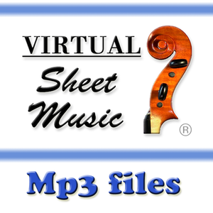 Adagio from Concerto No. 5 in A major K219 for viola and piano - Mp3 audio file