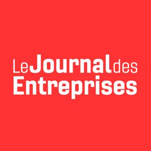 Le Journal des Entreprises sur RCF Anjou (52) - C.Guicheteau (60000 Rebonds)