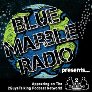 Cat Janke (YOUNG-key) - on Blue Marble Presents... via The 2GuysTalking Podcast Network