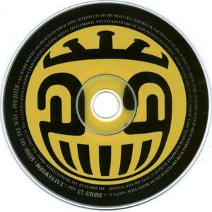 SPIRAL TRIBE - X mix - face A -1994
