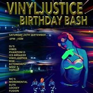 Vinyljustice & Lottie (Guest Show) on Spice Music Radio 17/8/12