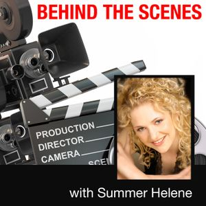 Behind the Scenes welcomes Dr. Russ and Chris Spellman from Comic Con Palm Springs