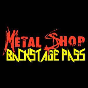 Metal Shop's Backstage Pass - Episode 109: Heinous Grayness and Merkin Misfortunes