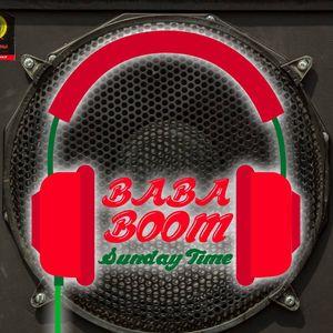 Baba Boom Sunday Time #50 - LANG A LANGA Sound On Air !! Selecta Karma pon di Control!